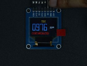 TDS meter with arduino